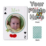 Cards Sugar Valentines - Playing Cards 54 Designs