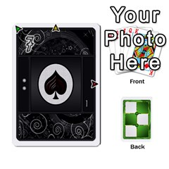 Piecepack Card Suit Ace To King By Melody   Playing Cards 54 Designs   Qx7cp4yv2lry   Www Artscow Com Front - Heart8