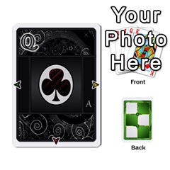 King Piecepack Card Suit Ace To King By Melody   Playing Cards 54 Designs   Qx7cp4yv2lry   Www Artscow Com Front - ClubK