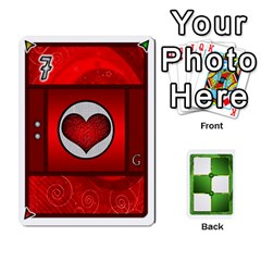 Piecepack Card Suit Ace To King By Melody   Playing Cards 54 Designs   Qx7cp4yv2lry   Www Artscow Com Front - Spade8