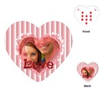 heart pf love - Playing Cards (Heart)