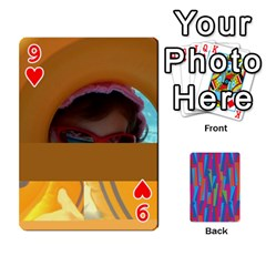 Photo Playing Cards By Lou Fazio   Playing Cards 54 Designs   Sfa42x0eei98   Www Artscow Com Front - Heart9