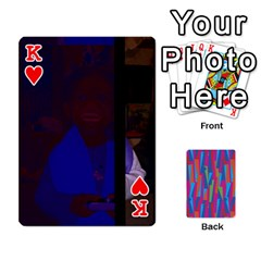 King Photo Playing Cards By Lou Fazio   Playing Cards 54 Designs   Sfa42x0eei98   Www Artscow Com Front - HeartK