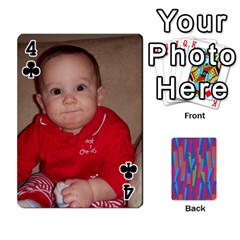 Photo Playing Cards By Lou Fazio   Playing Cards 54 Designs   Sfa42x0eei98   Www Artscow Com Front - Club4