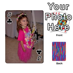 Jack Photo Playing Cards By Lou Fazio   Playing Cards 54 Designs   Sfa42x0eei98   Www Artscow Com Front - ClubJ