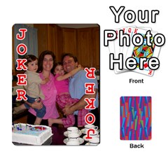 Photo Playing Cards By Lou Fazio   Playing Cards 54 Designs   Sfa42x0eei98   Www Artscow Com Front - Joker2