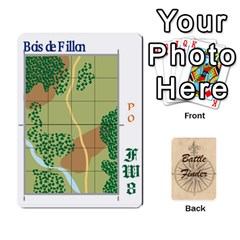 Battle Finder Deck 2 By Tom Huntington   Playing Cards 54 Designs   Pe2xi9x5dlls   Www Artscow Com Front - Diamond2