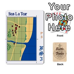 Battle Finder Deck 2 By Tom Huntington   Playing Cards 54 Designs   Pe2xi9x5dlls   Www Artscow Com Front - Diamond4