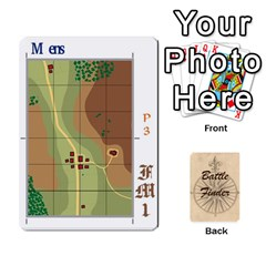 Battle Finder Deck 2 By Tom Huntington   Playing Cards 54 Designs   Pe2xi9x5dlls   Www Artscow Com Front - Diamond7