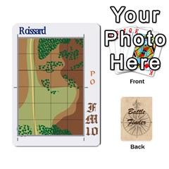 Battle Finder Deck 2 By Tom Huntington   Playing Cards 54 Designs   Pe2xi9x5dlls   Www Artscow Com Front - Club4