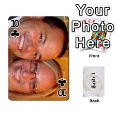Table Cards By Joel Simes   Playing Cards 54 Designs   B3d8msffvxq7   Www Artscow Com Front - Club10