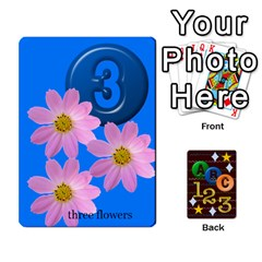 Learning Cards By Charis Balyeat   Playing Cards 54 Designs   05tm267a9p9z   Www Artscow Com Front - Diamond4