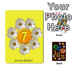 Learning Cards By Charis Balyeat   Playing Cards 54 Designs   05tm267a9p9z   Www Artscow Com Front - Diamond8