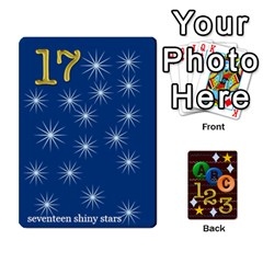 Learning Cards By Charis Balyeat   Playing Cards 54 Designs   05tm267a9p9z   Www Artscow Com Front - Club5
