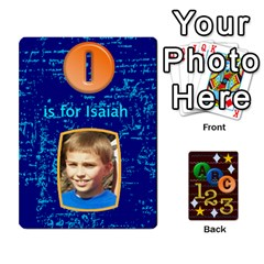 Learning Cards By Charis Balyeat   Playing Cards 54 Designs   05tm267a9p9z   Www Artscow Com Front - Spade10