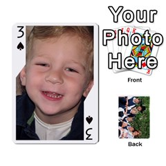 Playcards2011 By Mo   Playing Cards 54 Designs   Gm3nz2stwyb0   Www Artscow Com Front - Spade3