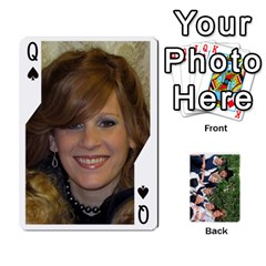 Queen Playcards2011 By Mo   Playing Cards 54 Designs   Gm3nz2stwyb0   Www Artscow Com Front - SpadeQ