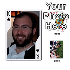 King Playcards2011 By Mo   Playing Cards 54 Designs   Gm3nz2stwyb0   Www Artscow Com Front - SpadeK