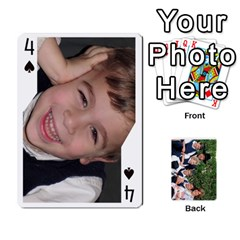 Playcards2011 By Mo   Playing Cards 54 Designs   Gm3nz2stwyb0   Www Artscow Com Front - Spade4
