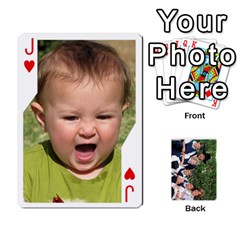 Jack Playcards2011 By Mo   Playing Cards 54 Designs   Gm3nz2stwyb0   Www Artscow Com Front - HeartJ