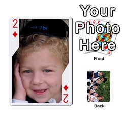 Playcards2011 By Mo   Playing Cards 54 Designs   Gm3nz2stwyb0   Www Artscow Com Front - Diamond2
