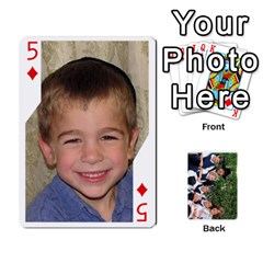 Playcards2011 By Mo   Playing Cards 54 Designs   Gm3nz2stwyb0   Www Artscow Com Front - Diamond5
