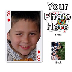 Playcards2011 By Mo   Playing Cards 54 Designs   Gm3nz2stwyb0   Www Artscow Com Front - Diamond8