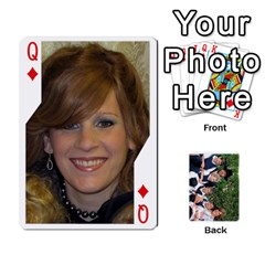 Queen Playcards2011 By Mo   Playing Cards 54 Designs   Gm3nz2stwyb0   Www Artscow Com Front - DiamondQ