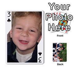 Playcards2011 By Mo   Playing Cards 54 Designs   Gm3nz2stwyb0   Www Artscow Com Front - Club3