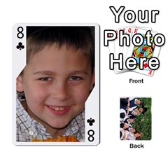 Playcards2011 By Mo   Playing Cards 54 Designs   Gm3nz2stwyb0   Www Artscow Com Front - Club8