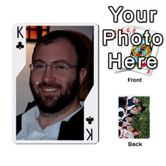 King Playcards2011 By Mo   Playing Cards 54 Designs   Gm3nz2stwyb0   Www Artscow Com Front - ClubK