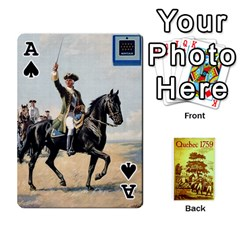 Ace Quebec By Roi   Playing Cards 54 Designs   4d4h4xcu0win   Www Artscow Com Front - SpadeA