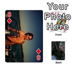 Mnm By Kali   Playing Cards 54 Designs   36yijh6xtyjz   Www Artscow Com Front - Diamond8