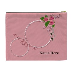 Cosmetic Bag (xl)  Friends Forever By Jennyl   Cosmetic Bag (xl)   Izzagcb4o1et   Www Artscow Com Back