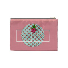 Cosmetic Bag (medium)   Sweet Bianca By Jennyl   Cosmetic Bag (medium)   2ocqvpcfzcwc   Www Artscow Com Back