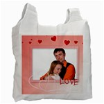 love - Recycle Bag (One Side)