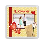 love - Memory Card Reader (Square)