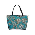 peacock classic shoulder bag - Classic Shoulder Handbag