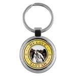 My Love Round Key Chain - Key Chain (Round)