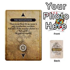 Jack Aether Captains: Clockwork Cabal [economy] By Todd Sanders   Playing Cards 54 Designs   8qicua17fxxm   Www Artscow Com Front - HeartJ