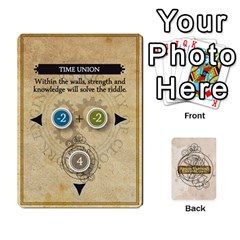 Aether Captains: Clockwork Cabal [economy] By Todd Sanders   Playing Cards 54 Designs   8qicua17fxxm   Www Artscow Com Front - Diamond4