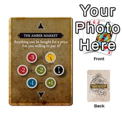 Aether Captains: Clockwork Cabal [economy] By Todd Sanders   Playing Cards 54 Designs   8qicua17fxxm   Www Artscow Com Front - Diamond5
