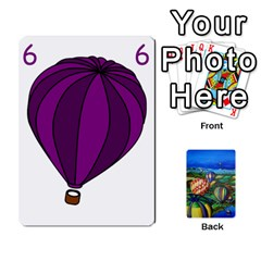 Balloon Cup By Kas   Playing Cards 54 Designs   Gullzn5x0wyp   Www Artscow Com Front - Diamond3