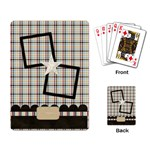 A Day to Celebrate Playing Cards 1 - Playing Cards Single Design