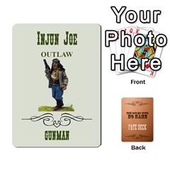 King Trwnn Fate Deck By Hugh Duggan   Playing Cards 54 Designs   Byskpdh0s3u6   Www Artscow Com Front - SpadeK