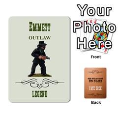 Ace Trwnn Fate Deck By Hugh Duggan   Playing Cards 54 Designs   Byskpdh0s3u6   Www Artscow Com Front - SpadeA