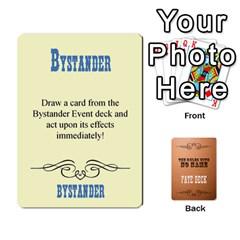 Trwnn Fate Deck By Hugh Duggan   Playing Cards 54 Designs   Byskpdh0s3u6   Www Artscow Com Front - Heart8