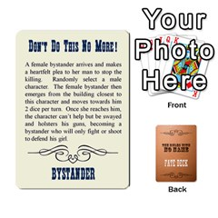 Trwnn Fate Deck By Hugh Duggan   Playing Cards 54 Designs   Byskpdh0s3u6   Www Artscow Com Front - Diamond10