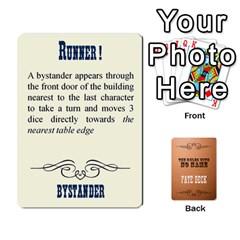Ace Trwnn Fate Deck By Hugh Duggan   Playing Cards 54 Designs   Byskpdh0s3u6   Www Artscow Com Front - DiamondA