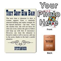 Trwnn Fate Deck By Hugh Duggan   Playing Cards 54 Designs   Byskpdh0s3u6   Www Artscow Com Front - Club7